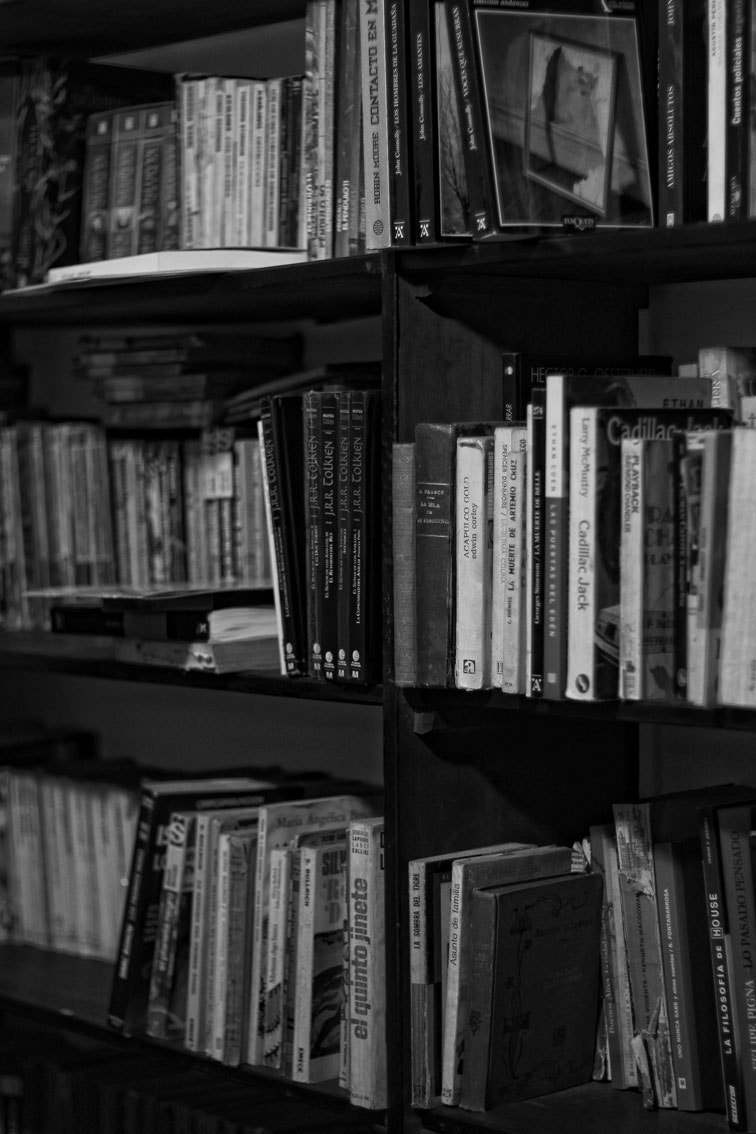 Photograph Biblioteqhue by Mariano Castaño on 500px