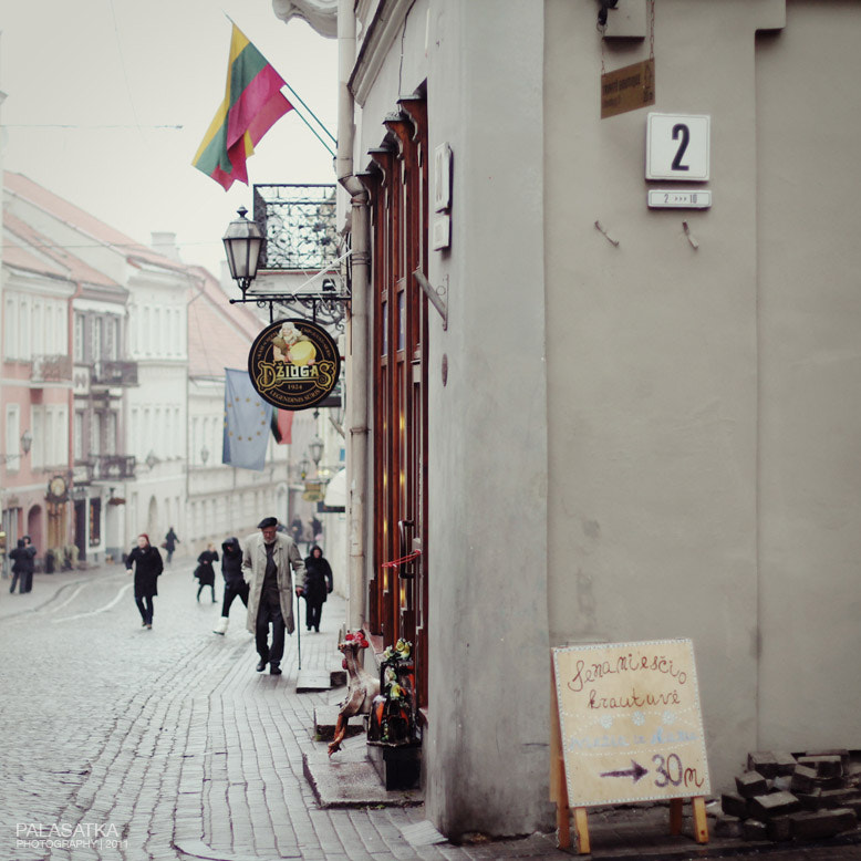 Photograph Vilnius Old Town by Kasia Syramalot on 500px