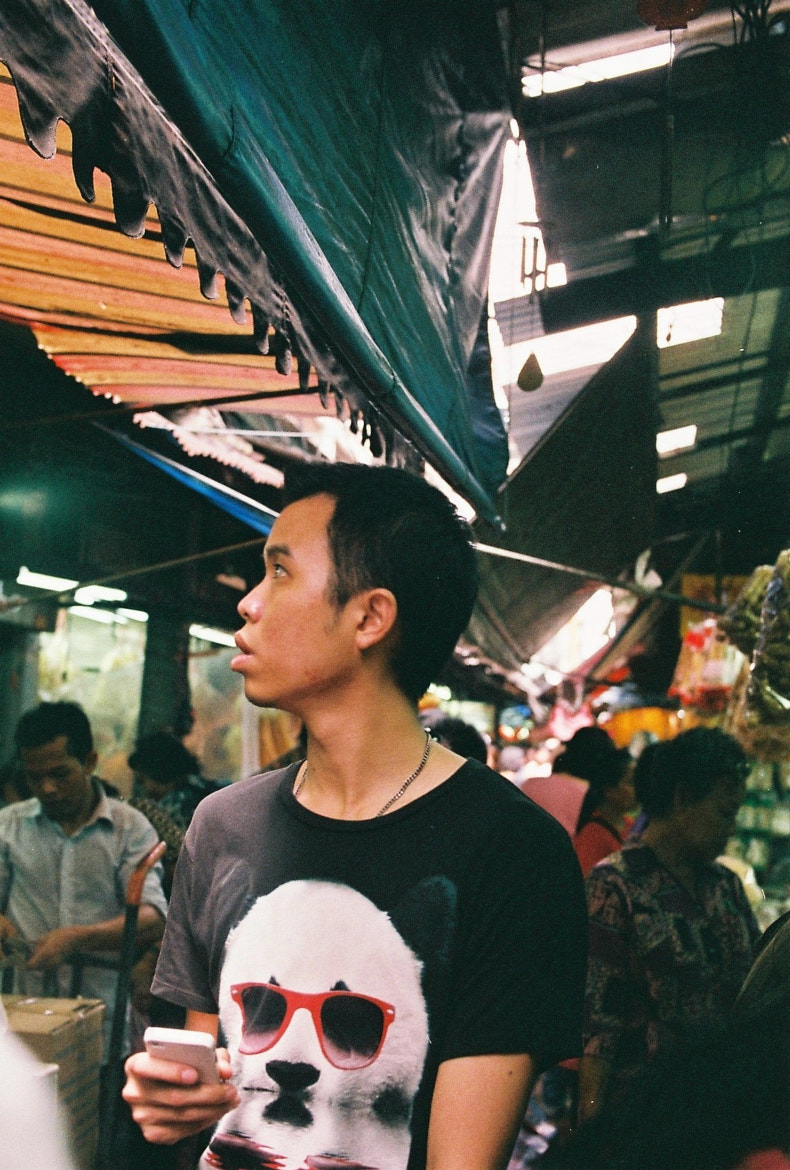 Photograph China Town 5 by Niwat  Puttaprasart on 500px