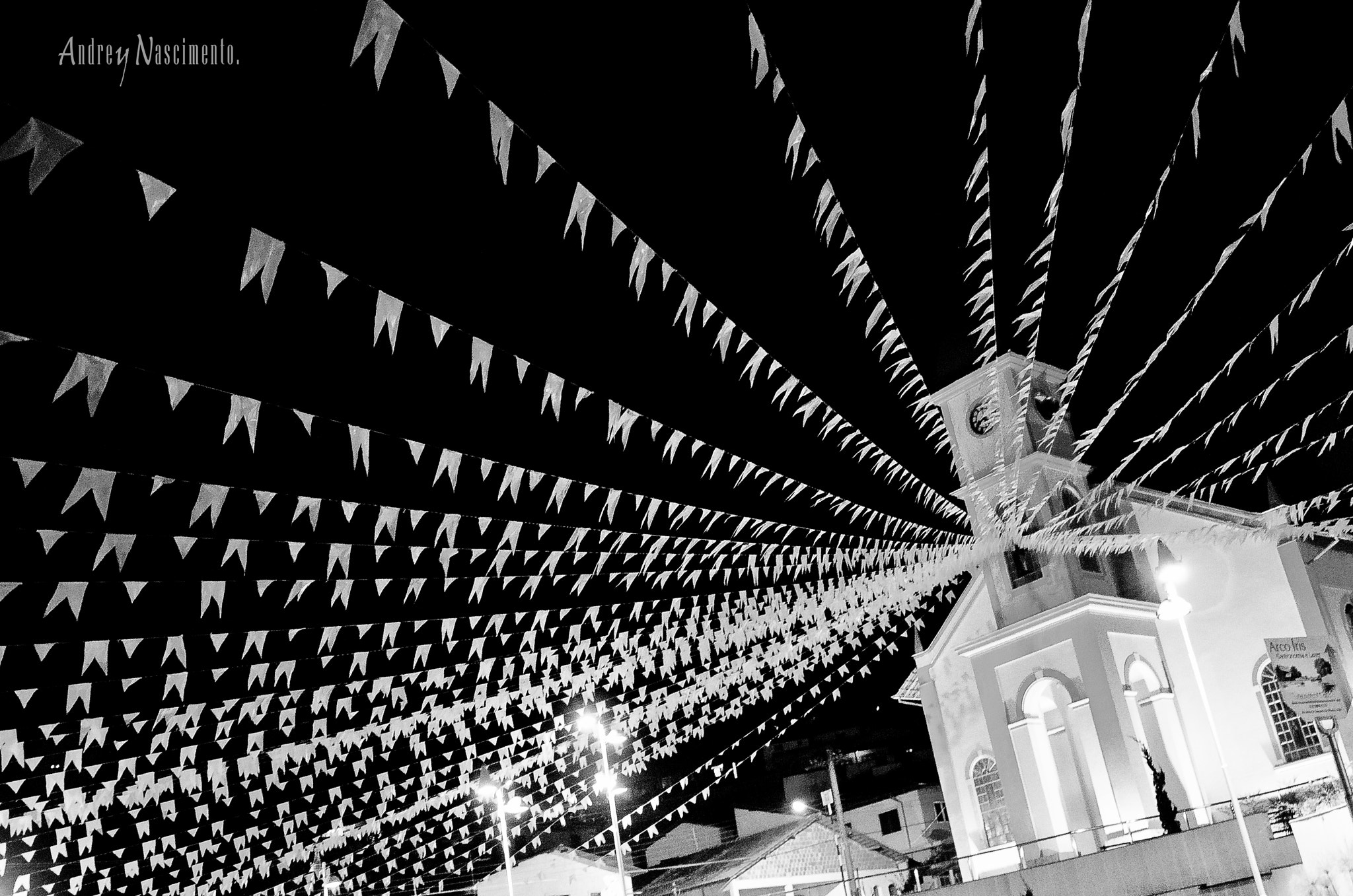 Photograph Church's Flags by Andrey Nascimento on 500px