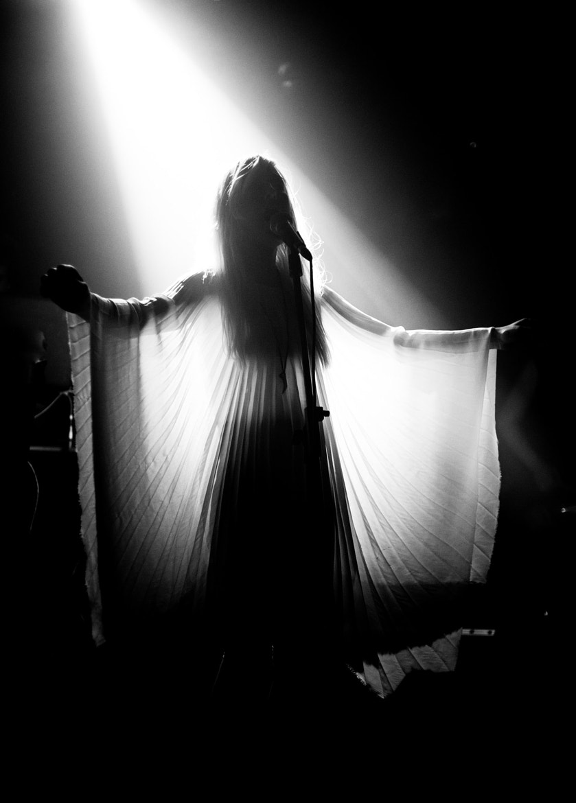Photograph Zola Jesus by Matthias Hombauer on 500px