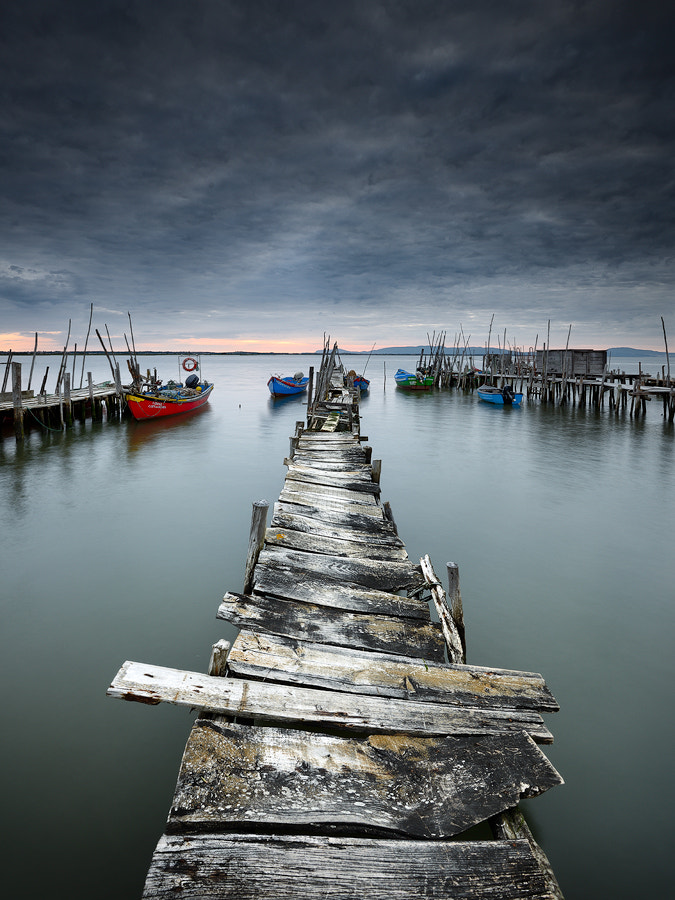 Photograph Old Paths by Carlos Resende on 500px