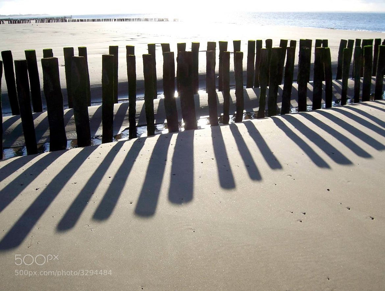 Photograph Zeeland Beach by Guido Merkelbach on 500px