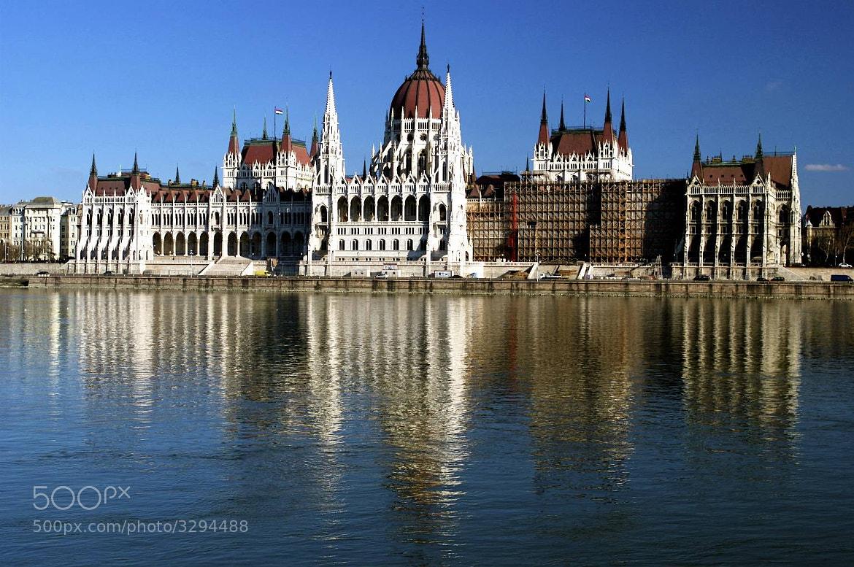 Photograph Budapest Parliament Országház by Guido Merkelbach on 500px