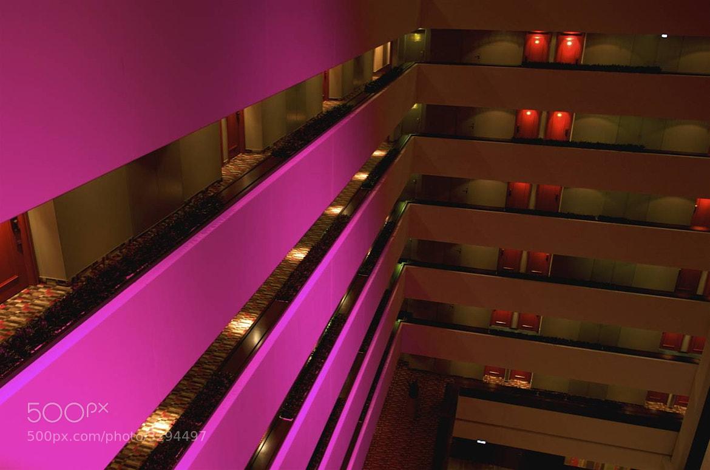 Photograph Pink floors by Guido Merkelbach on 500px
