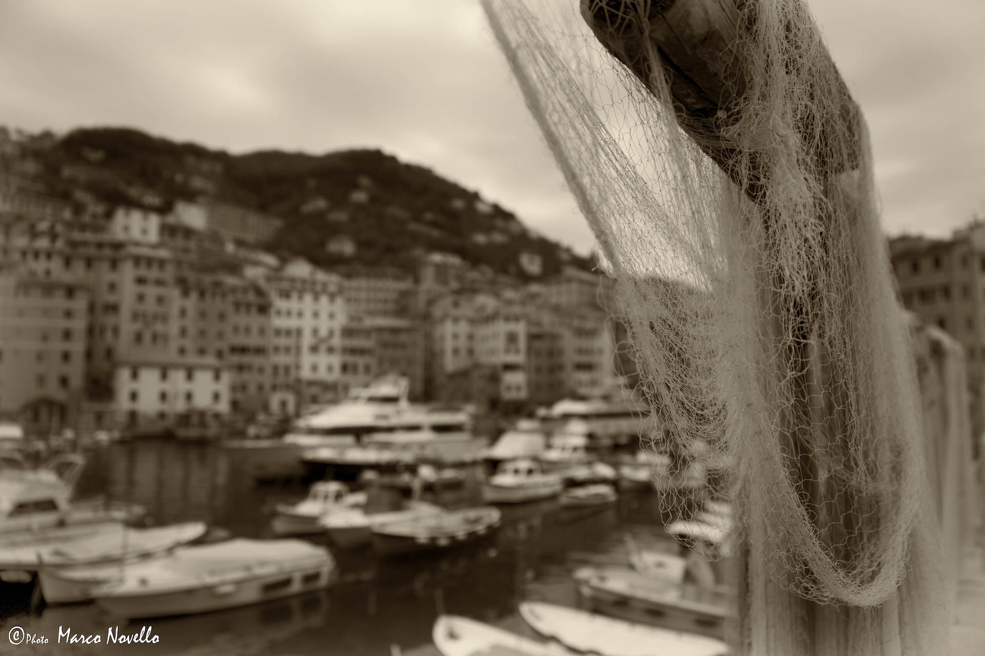 Photograph Camogli...the port by Marco Novello on 500px