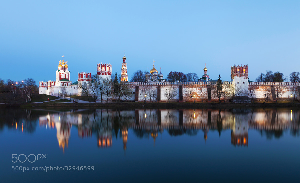 Photograph novodevichy convent by Dara Pilyugina on 500px
