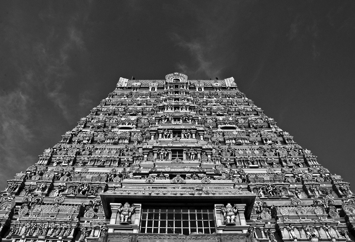 Photograph Tower by Sarathy Selvamani on 500px