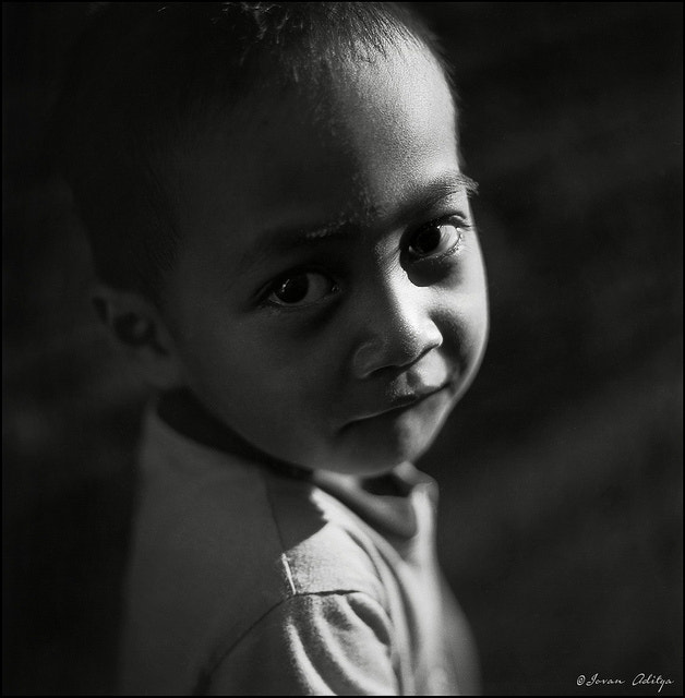 Photograph Shy Boy by Jovan Aditya on 500px