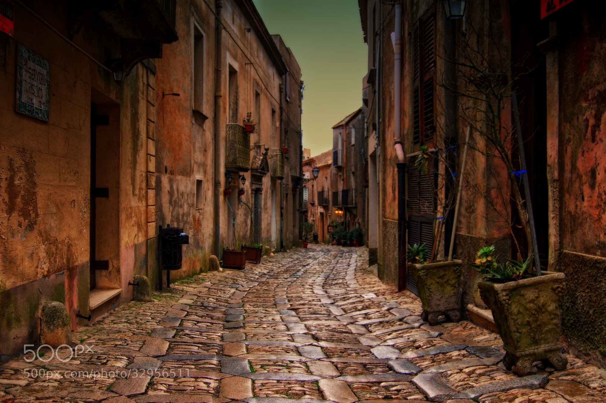 Photograph Streets from the past by Francesco Alamia on 500px