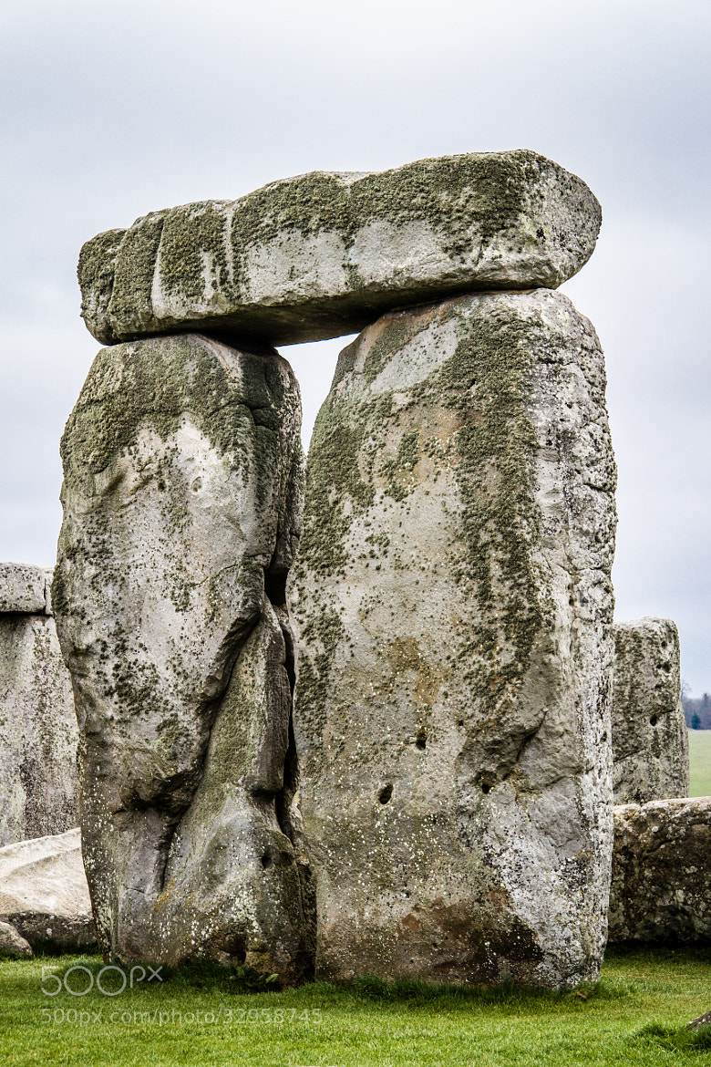 Photograph Stonehenge 6 by Frank Lesser on 500px