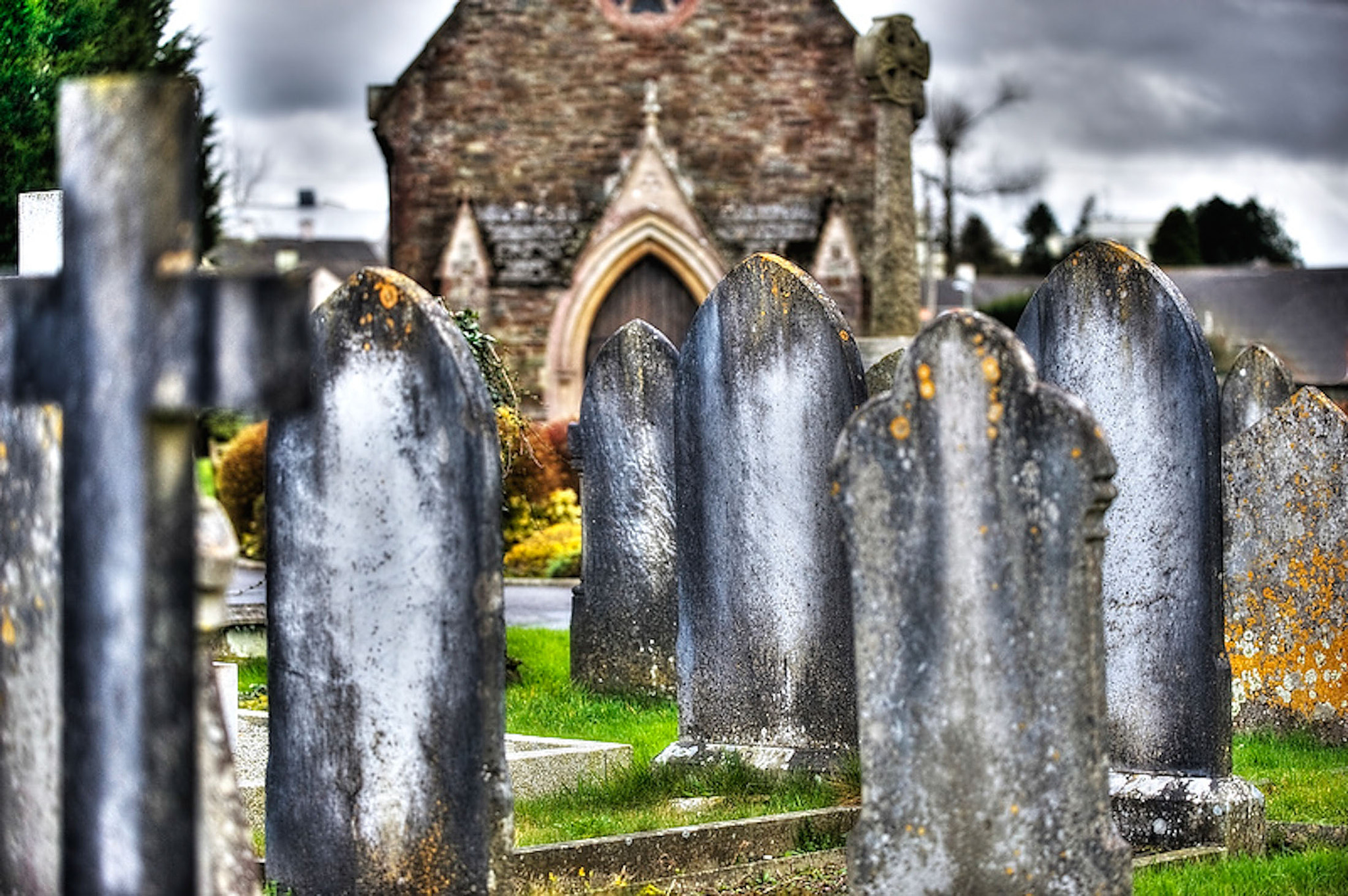 Photograph Cornish Graveyard by Paul Todd on 500px
