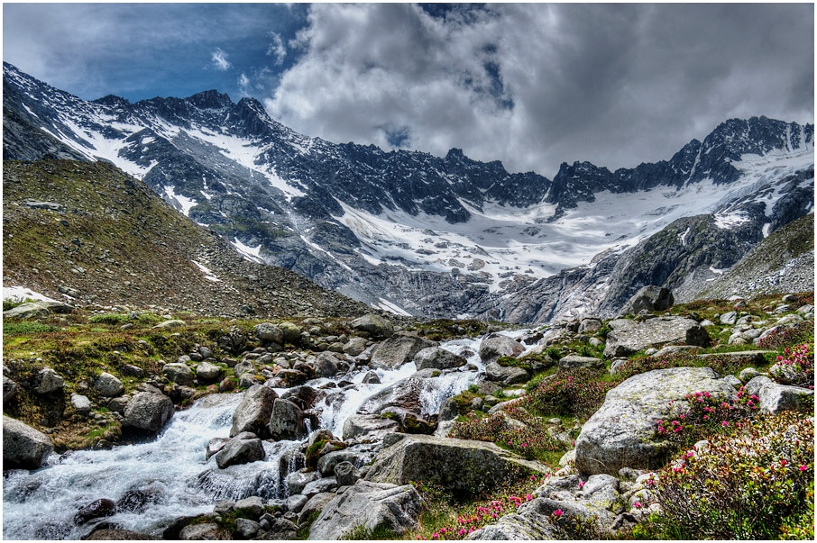 Photograph Göschener Tal by Andreas Lanz on 500px