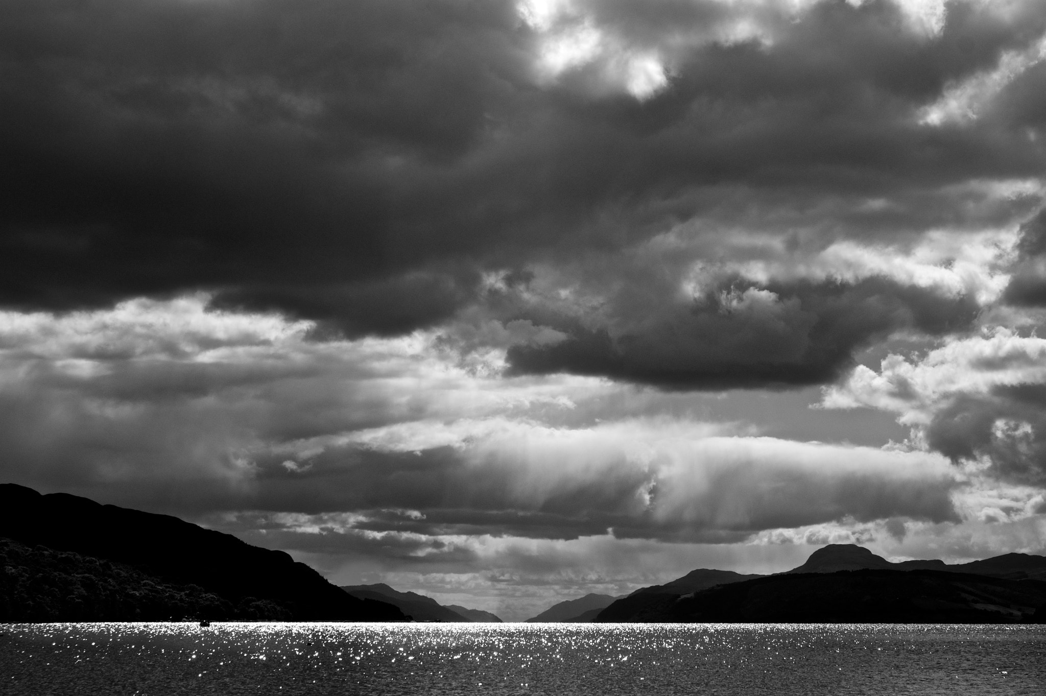 Photograph Loch Ness by Peter Moorey on 500px