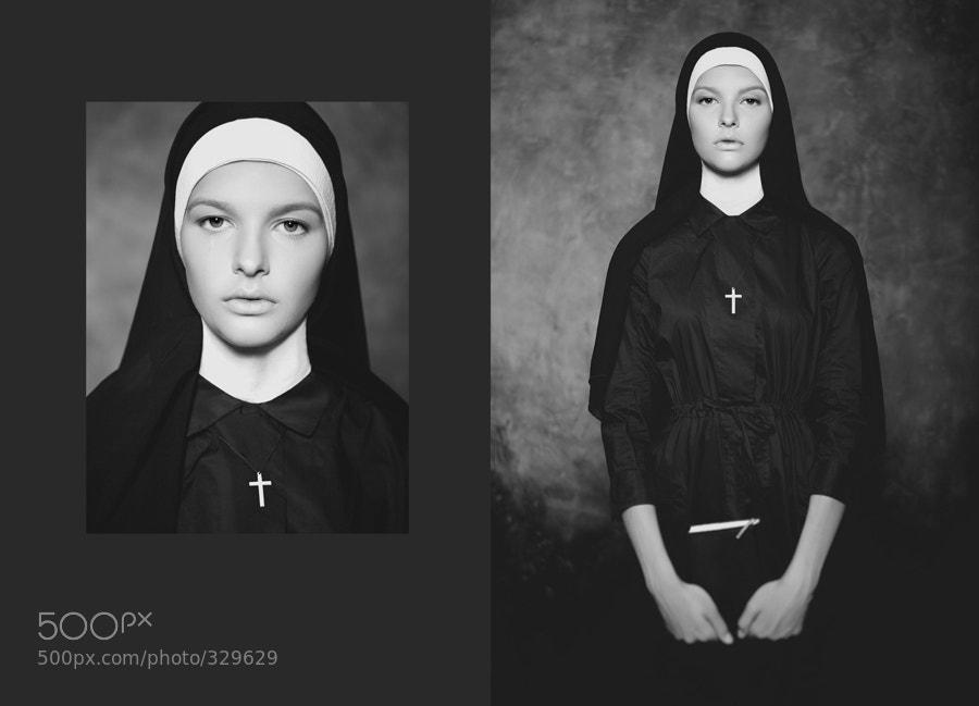 Photograph NUN by Daria Alexandrova on 500px