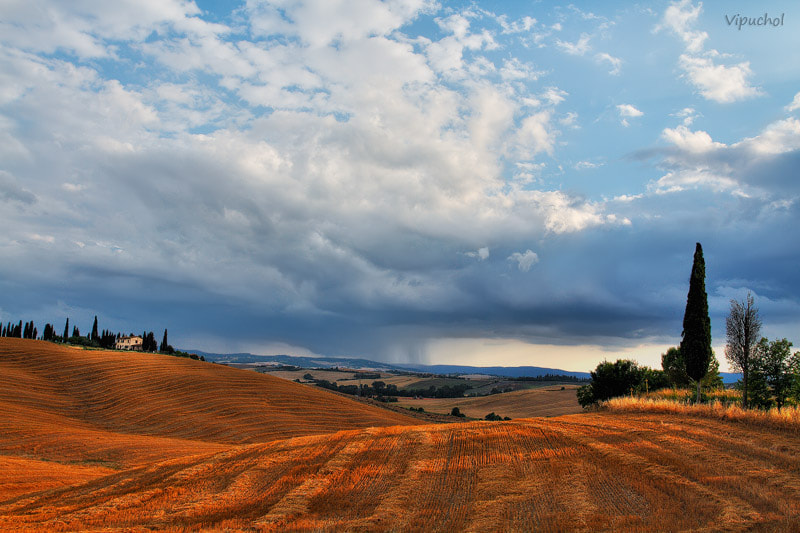 Photograph Atardecer en la Toscana by vipuchol on 500px