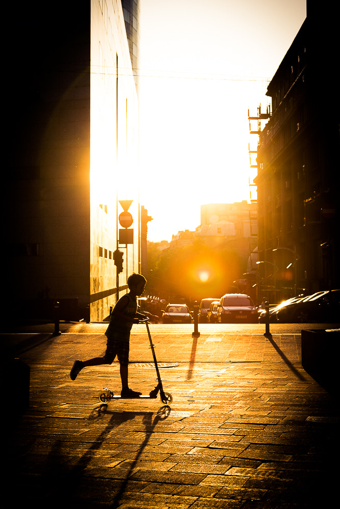 Photograph Kick scooter by Cristian Vasile on 500px