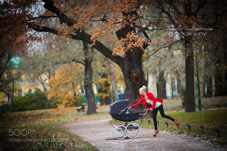 Photograph Прогулка by Natalia Dmitrieva on 500px