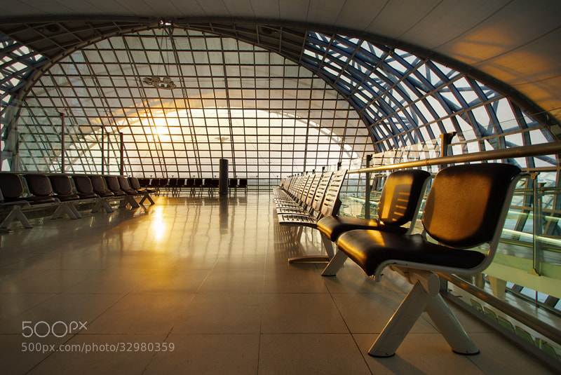 Photograph Waiting For a Jet Plane by WK Cheoh on 500px
