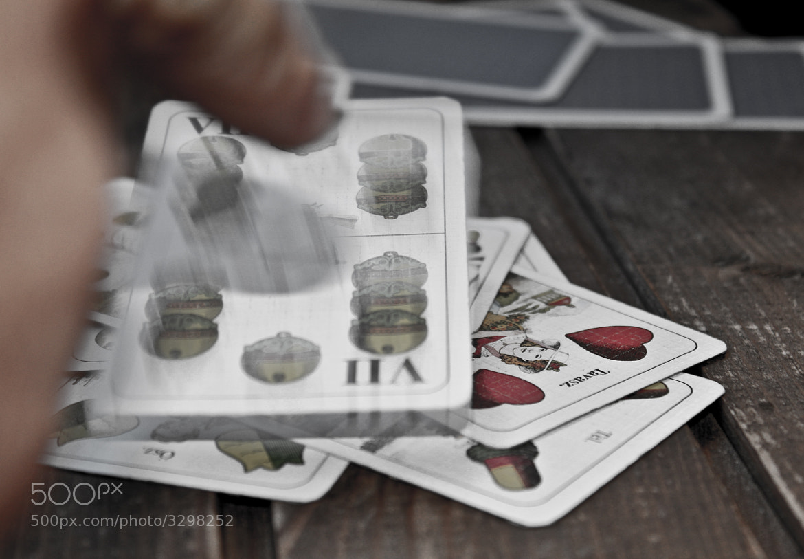 Photograph Card Game - Sedmice by Ivana I on 500px