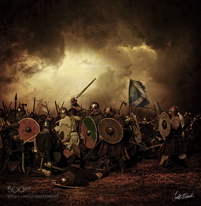 Photograph The Battle of Bannockburn by Scott Black on 500px