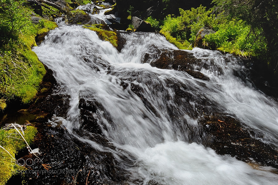 Photograph Falls @ Paradise Meadow Trail by Jimmy De Taeye on 500px
