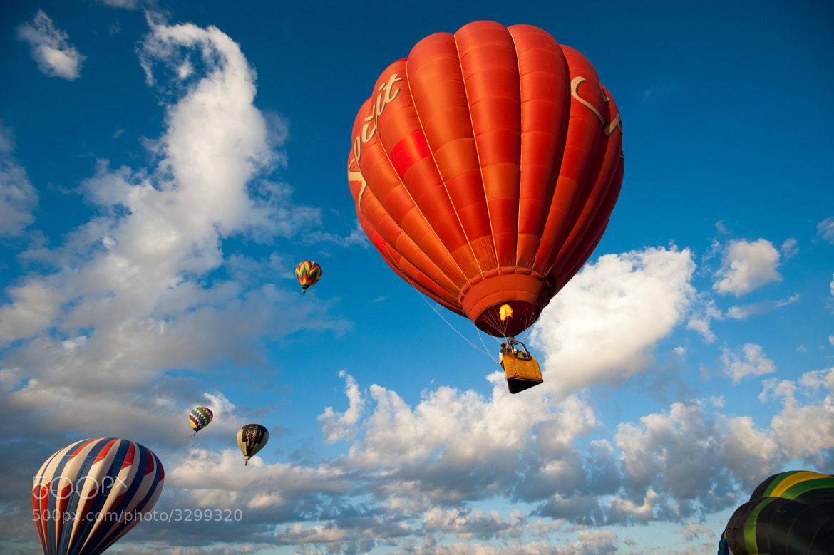 Photograph Arizona Balloon Classic 2011 by Chuck Sowers on 500px