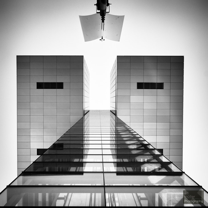 Photograph Kranhaus Cologne by Till Müller on 500px