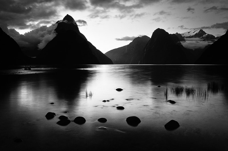 Photograph The Sound at Dusk by Mike Isaak on 500px