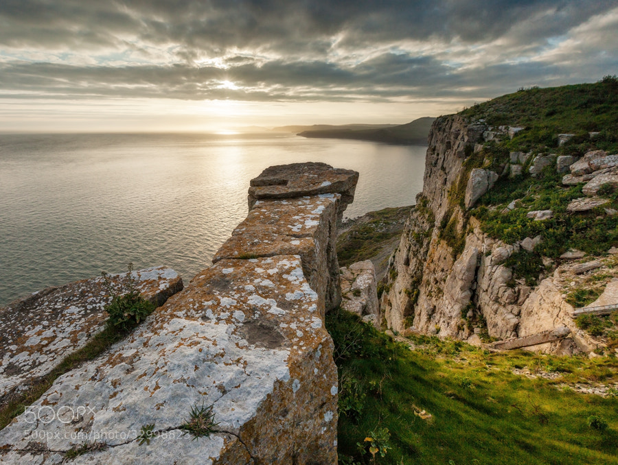 Photograph St. Aldhelm's Ledge by Graeme Kelly on 500px