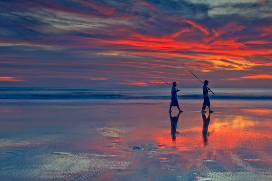 Photograph sunset  by Helminadia Ranford on 500px
