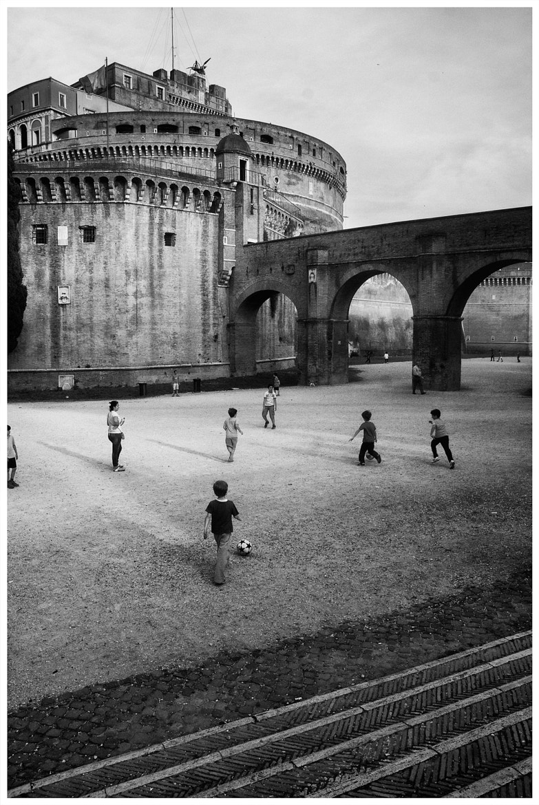 Photograph Kids Soccer by Marcello Ceraulo on 500px