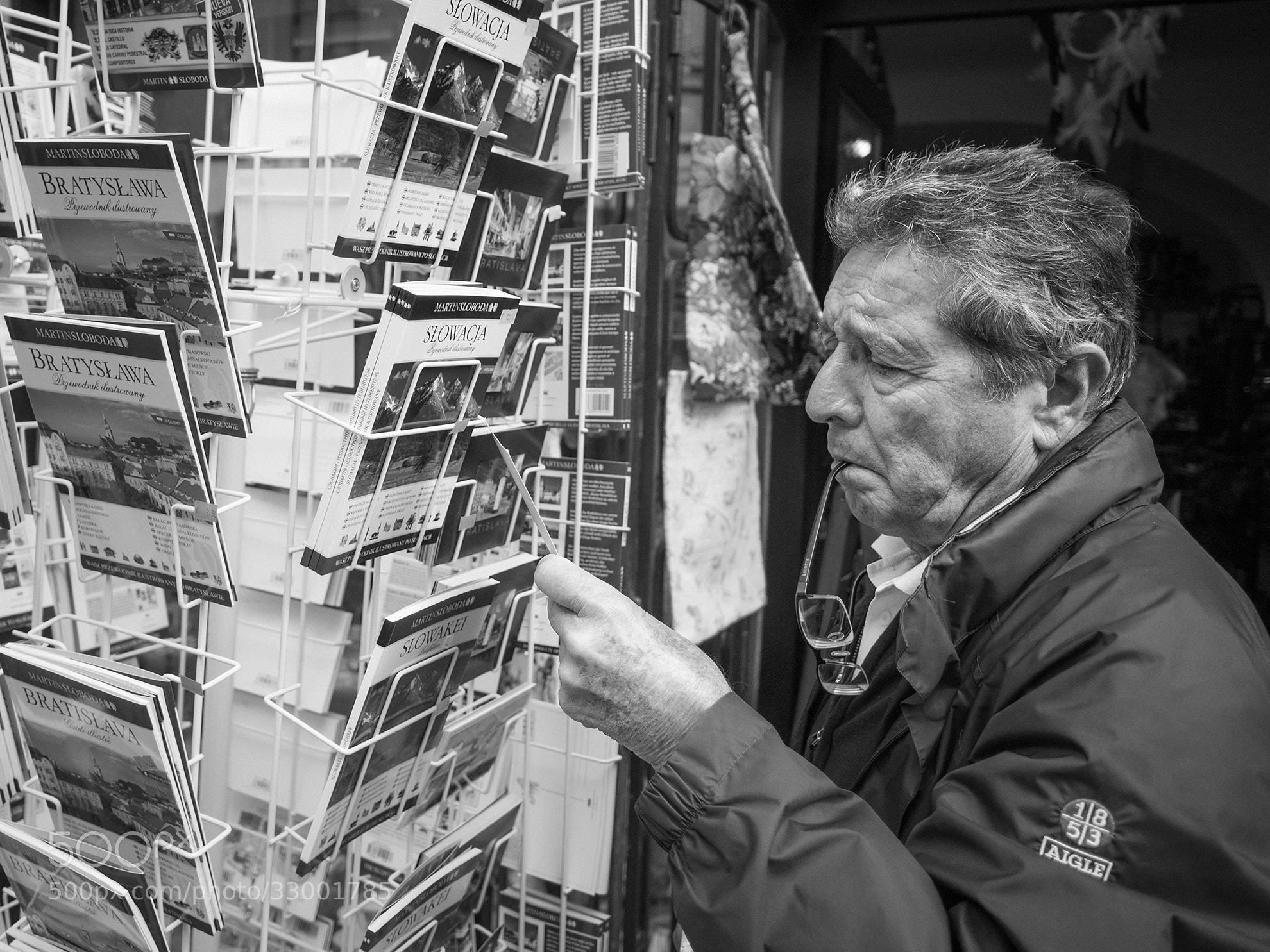Photograph Tourist by Martin Hricko on 500px