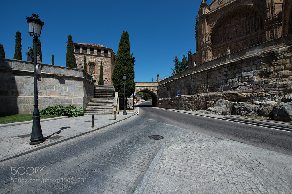 Photograph Salamanca by Jorge Orfão on 500px