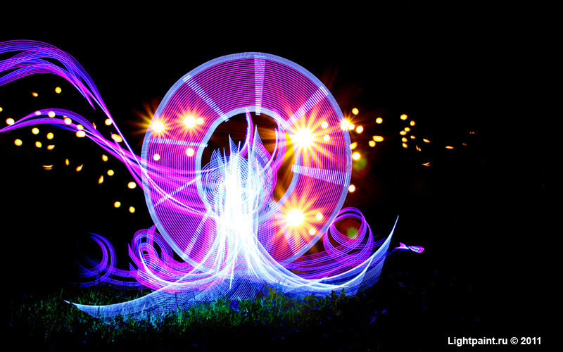 Photograph Slow Magenta by Lightpaint.ru Moscow, Russia on 500px