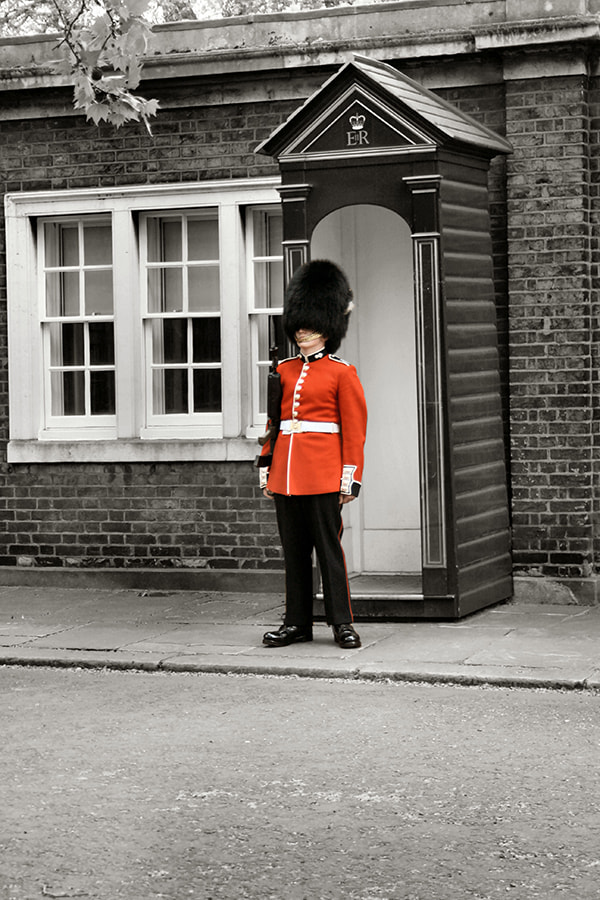 Photograph On Guard! by Nigel Smith on 500px