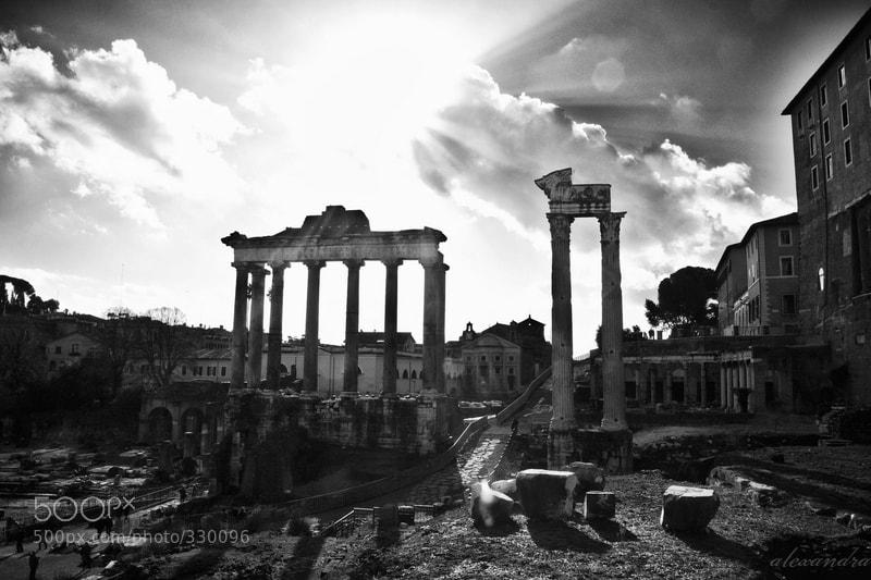 Photograph Roma by Alexandra Belova-Polyak on 500px