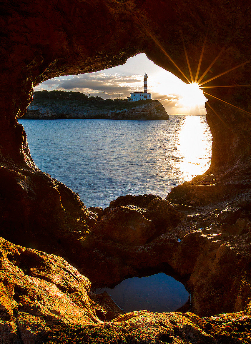 Photograph Lighthouse Window by Brad Hays on 500px