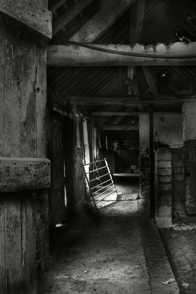 Photograph Abandoned Stable by Chris Lloyd on 500px