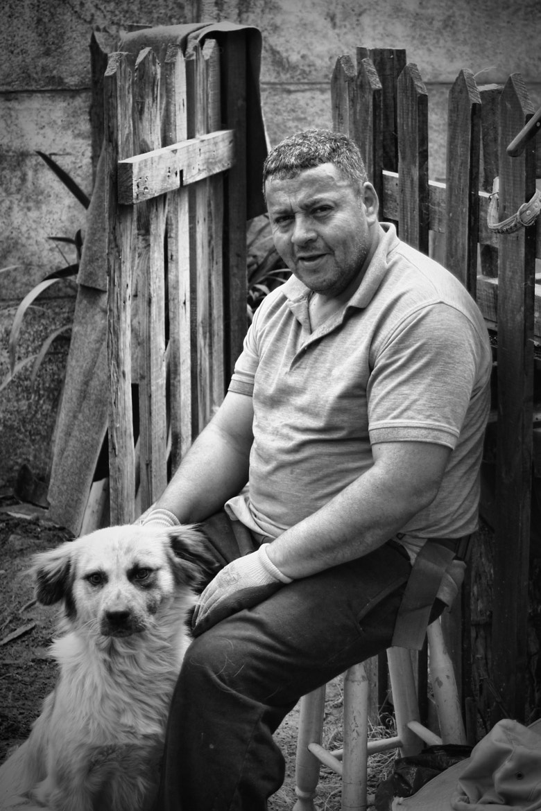 Photograph My Father and His Faithful Friend by Eliezer Fierro on 500px