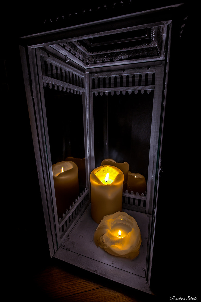 Photograph Candles by Francisco Iniesta on 500px