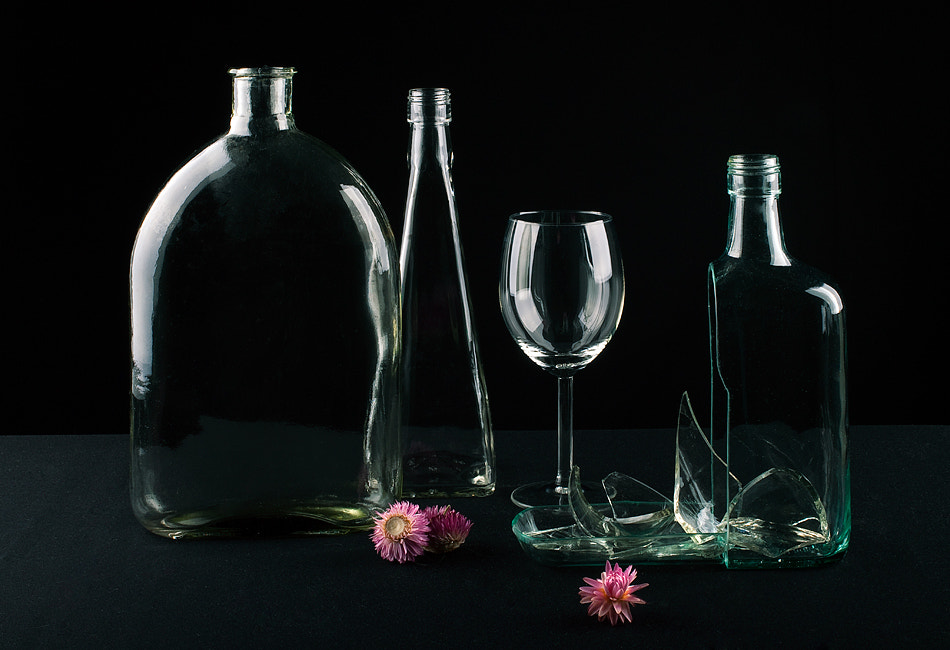 Photograph of glass by Alexander  Sergeev on 500px