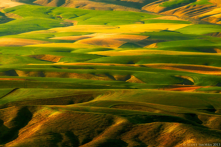 Photograph Oregon Countryside by Scott  Smorra on 500px