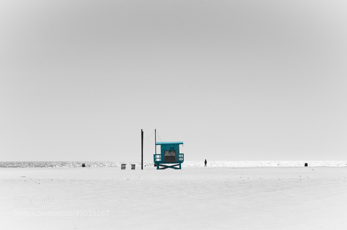 Photograph We Are Small-LifeGuard by Christopher Pacetta on 500px