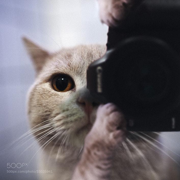 Photograph Self-Portrait by Vito Einfachder on 500px