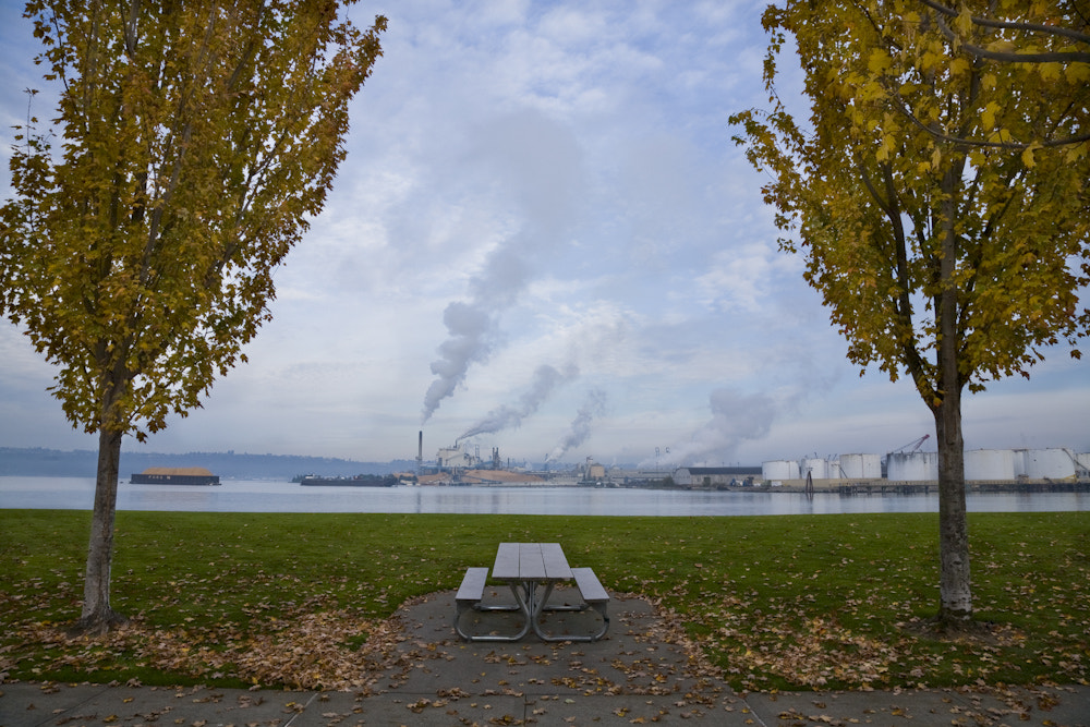 Photograph Industrial Picnic by Ric Peterson on 500px