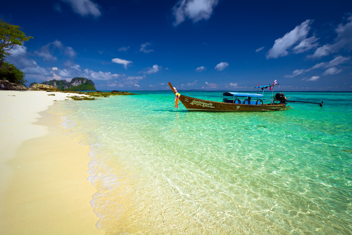 Photograph Pai Island by Pholawat Khorjanklang on 500px