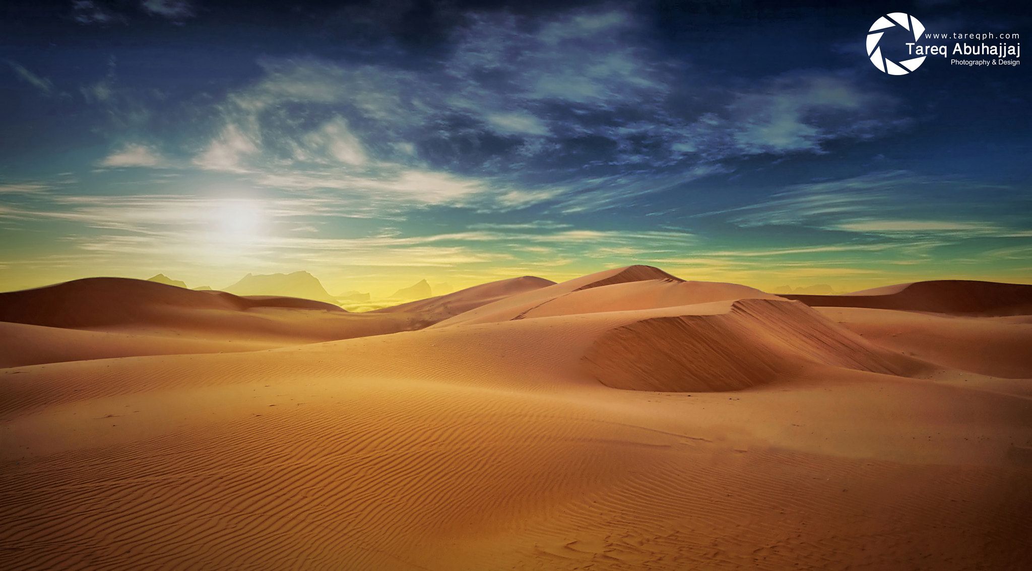 Photograph New day in desert by Tareq Abuhajjaj on 500px