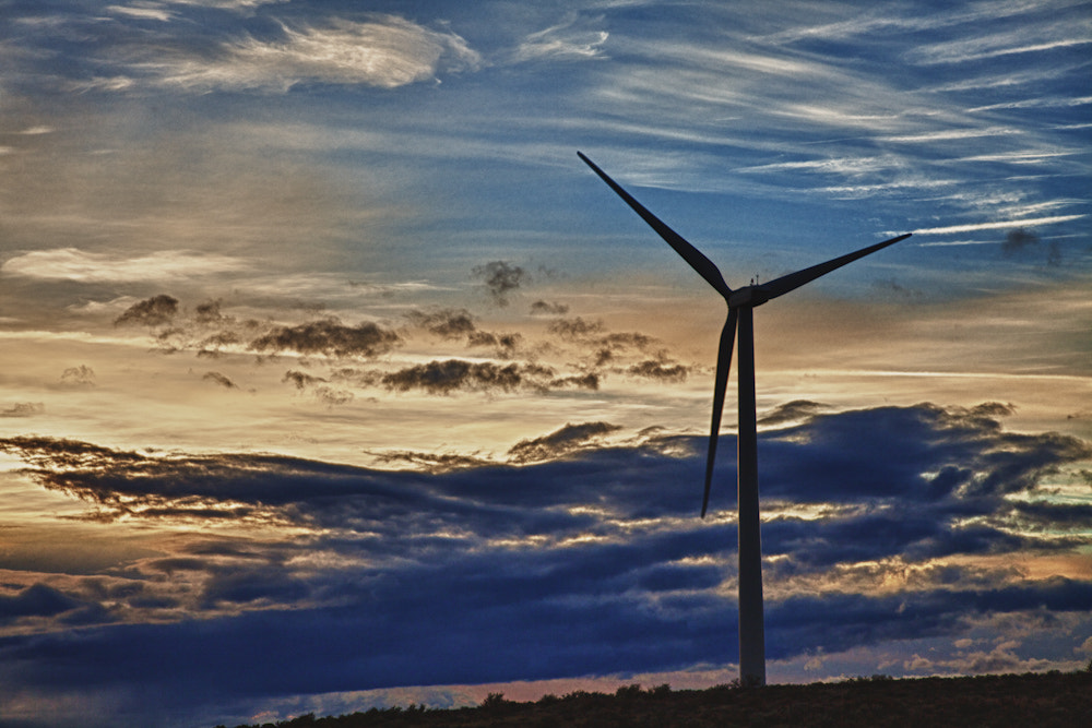 Photograph Wind Farm by Ric Peterson on 500px