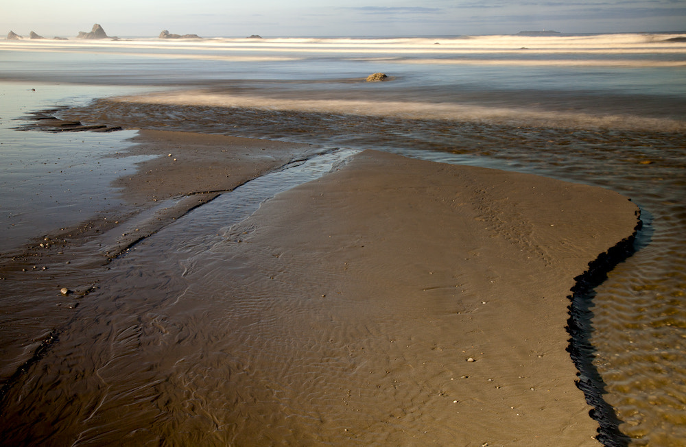 Photograph Ruby Beach sand patterns by Ric Peterson on 500px